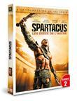 Spartacus : Les Dieux de l'arène - L'intégrale de la saison 1 (DVD)
