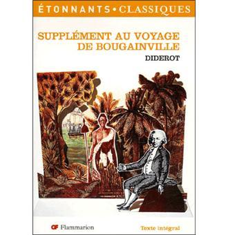 dissertation supplement au voyage de bougainville