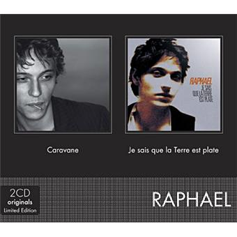 caravane je sais que la terre est plate rapha l haroche cd album achat prix fnac. Black Bedroom Furniture Sets. Home Design Ideas