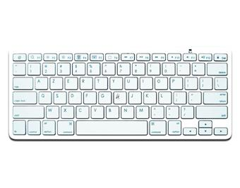 halterrego clavier h write blanc pour ipad iphone 4 pc. Black Bedroom Furniture Sets. Home Design Ideas