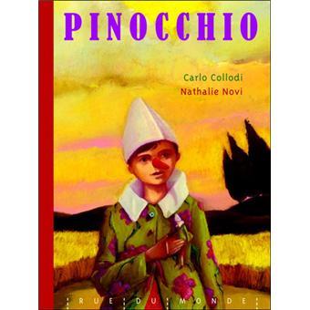 Pinocchio Reli 233 Carlo Collodi Nathalie Novi Achat