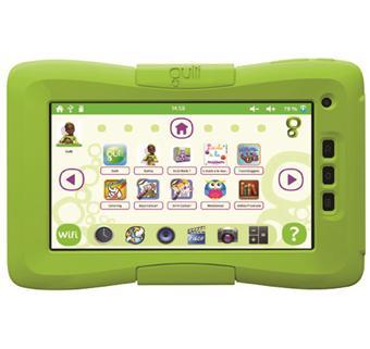 Tablette tactile enfant by gulli une technologie kurio - Tablette tactile enfant leclerc ...