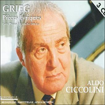 Aldo Ciccolini - Pièces Pour Piano