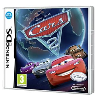 cars 2 sur nintendo ds jeux vid o achat prix fnac. Black Bedroom Furniture Sets. Home Design Ideas