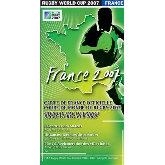 Coupe du monde de rugby 2007 broch collectif achat - Coupe du monde de rugby en france 2007 ...