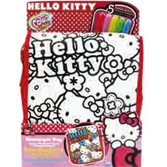 simba color me mine hello kitty sac bandoulire - Color Me Mine Sac Bandoulire