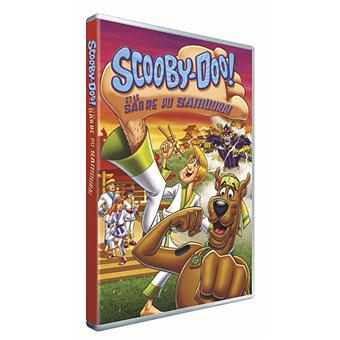 scoubidou scooby doo et le sabre du samoura coffret dvd. Black Bedroom Furniture Sets. Home Design Ideas