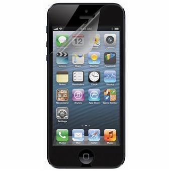 belkin protection d 39 cran damage control pour iphone 5 truclear accessoire pour t l phone. Black Bedroom Furniture Sets. Home Design Ideas