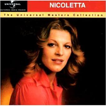 universal master nicoletta cd album achat prix fnac. Black Bedroom Furniture Sets. Home Design Ideas