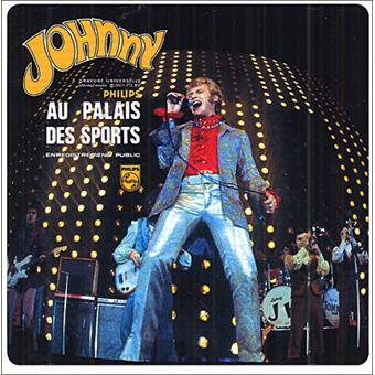 Interprète(s) Johnny Hallyday Editeur Mercury Date de parution juin