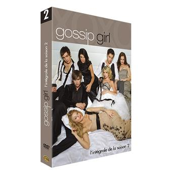 gossip girl coffret int gral de la saison 2 coffret dvd. Black Bedroom Furniture Sets. Home Design Ideas