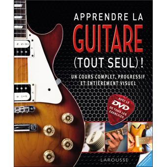 apprendre la guitare tout seul livre dvd livre cd collectif achat livre prix. Black Bedroom Furniture Sets. Home Design Ideas