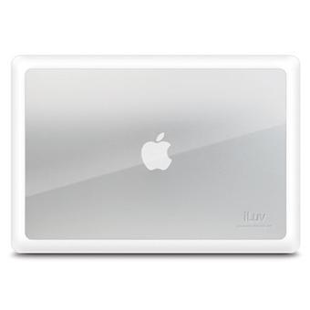 iLuv Protection pour MacBook Pro  Blanche a w