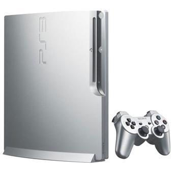 Console PS3 Slim 320 Go Sony silver + Call of Duty Modern Warfare 3 – Playstation 3 Sony