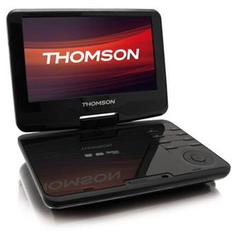 thomson dp9200 noir lecteur dvd portable top prix sur. Black Bedroom Furniture Sets. Home Design Ideas