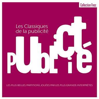 Musique classique et publicité Le classique c'est chic Coffret 5 CD Compilation Classique