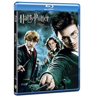 harry potter harry potter et l 39 ordre du ph nix edition blu ray coffret dvd blu ray david. Black Bedroom Furniture Sets. Home Design Ideas