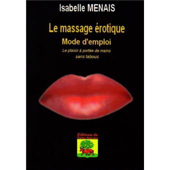 livre massage erotique Bagnolet