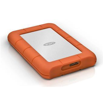 Disque Dur LaCie Rugged Mini  Go USB a w