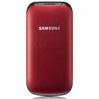 samsung e1190 rouge t l phone mobile sans abonnement. Black Bedroom Furniture Sets. Home Design Ideas