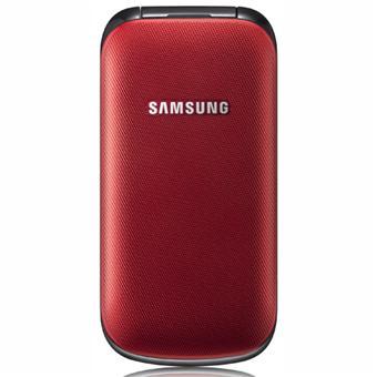 samsung e1190 rouge smartphone sous os propri taire. Black Bedroom Furniture Sets. Home Design Ideas
