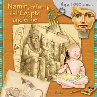Namir, l'enfant de l'Egypte ancienne