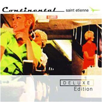 continental ed deluxe saint etienne cd album achat prix fnac. Black Bedroom Furniture Sets. Home Design Ideas