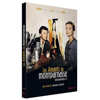 les amants de montparnasse montparnasse 19 dvd dvd zone 2 jacques becker g rard philipe. Black Bedroom Furniture Sets. Home Design Ideas