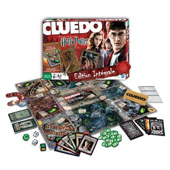 Hasbro  Cluedo Harry Potter