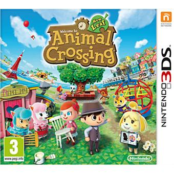 3ds xl animal crossing fnac