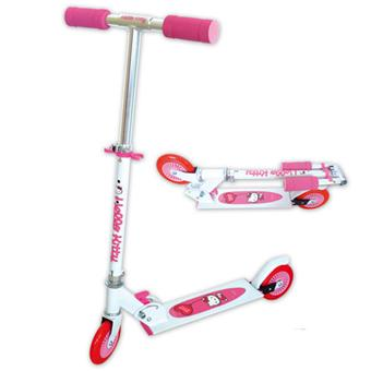 D Arpeje Hello Kitty Patinette  roues a w