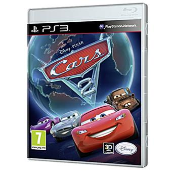 cars 2 sur playstation 3 jeux vid o achat prix fnac. Black Bedroom Furniture Sets. Home Design Ideas