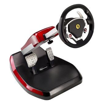 Volant Ferrari Wireless Gt Cockpit 430 Scuderia Edition