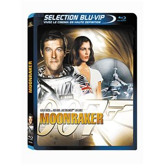 james bond moonraker vip combo blu ray dvd coffret dvd blu ray lewis gilbert roger. Black Bedroom Furniture Sets. Home Design Ideas