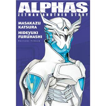 Alphas, Zetman another story