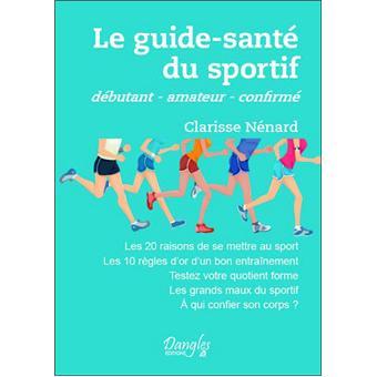 Le guide-santé du sportif