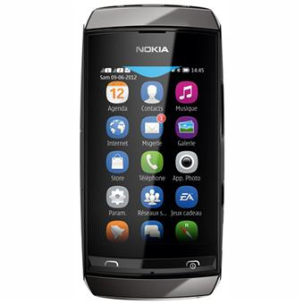 Comparer NOKIA ASHA 305 GRIS