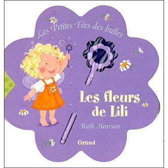Les fleurs de lili cartonn r hearson achat livre for Le prix des fleurs