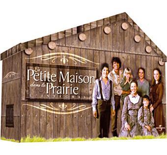 la petite maison dans la prairie la petite maison dans la prairie coffret int gral des 9. Black Bedroom Furniture Sets. Home Design Ideas