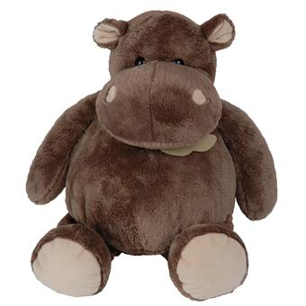histoire d 39 ours peluche hippo 14 cm animal en peluche achat prix fnac. Black Bedroom Furniture Sets. Home Design Ideas