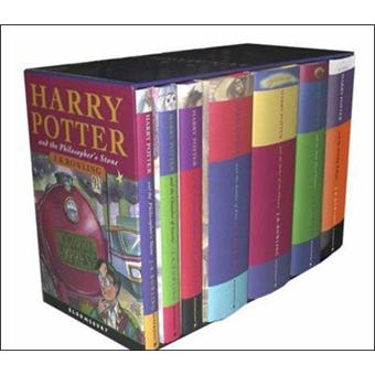 harry potter the complete harry potter collection boxed. Black Bedroom Furniture Sets. Home Design Ideas