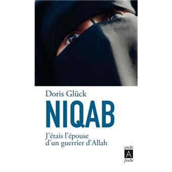 niqab broch doris gluck achat livre ou ebook prix. Black Bedroom Furniture Sets. Home Design Ideas