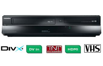 toshiba dvr80kf combo magn toscope lecteur dvd. Black Bedroom Furniture Sets. Home Design Ideas