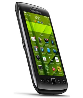 blackberry torch 9860 smartphone sous blackberry os. Black Bedroom Furniture Sets. Home Design Ideas