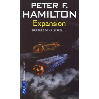 Peter F. Hamilton -(Cycle l'aube de la nuit T2) Expansion
