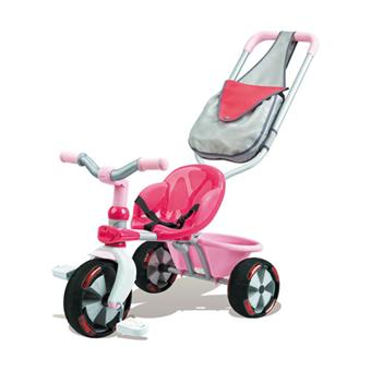 smoby tricycle baby balade fille tricycles acheter sur. Black Bedroom Furniture Sets. Home Design Ideas