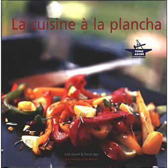 La cuisine la plancha cartonn julie daurel for Cuisiner a la plancha