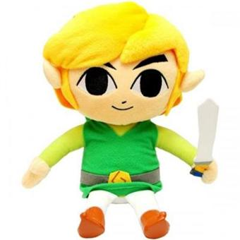 Zelda peluche link 16 cm sur jeux vid o achat prix for Achat maison zelda