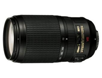 Nikon AF S VR IF ED 70 300 mm f/4.5 5.6 série G