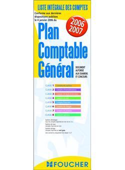 Livre Rentrée universitaire Comptabilité Plan comptable